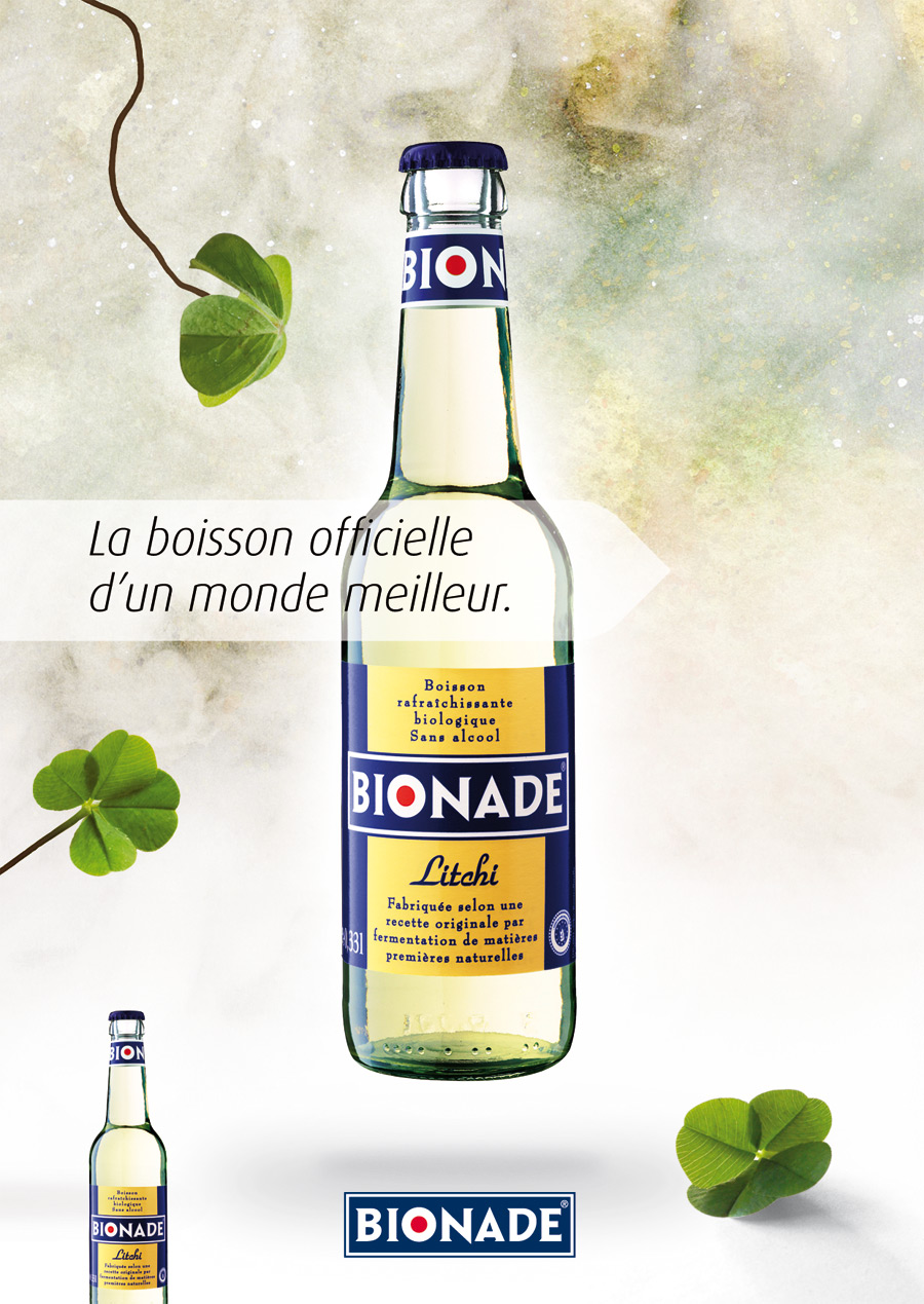 marketing of german brand bionade The coca-cola co tried to buy the bionade brand in 2004 for €100 million and launched a copycat drink reduced-sugar drink called spirit of georgia in 2007 and another called tumult in 2010, but.