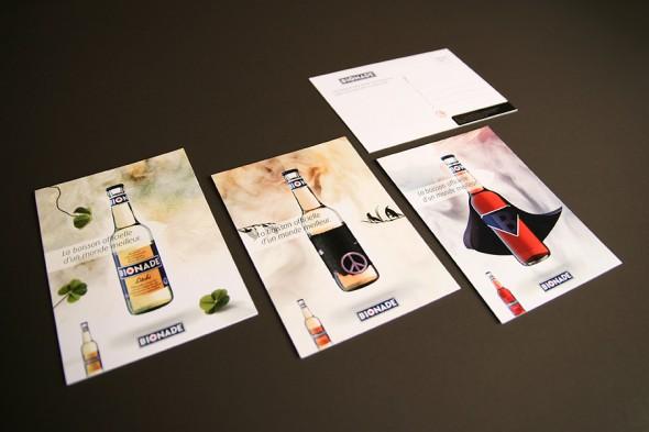 Bionade cards