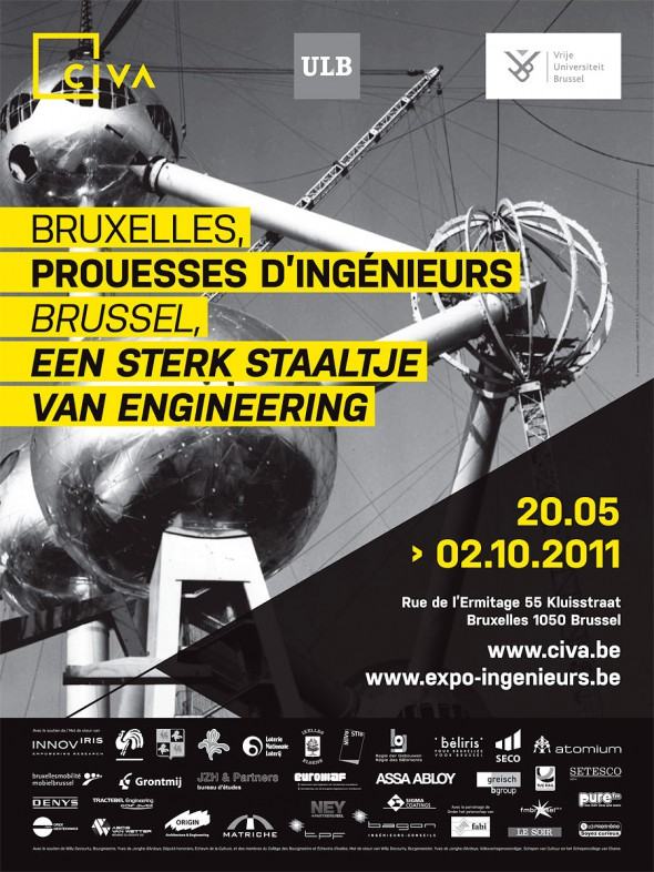Brussels, Engineering Prowess poster