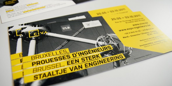 Brussels, Engineering Prowess invitation