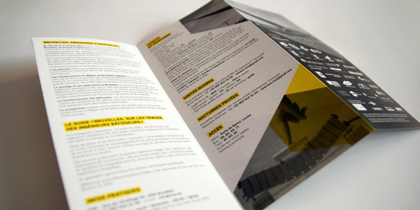 Brussels, Engineering Prowess leaflet