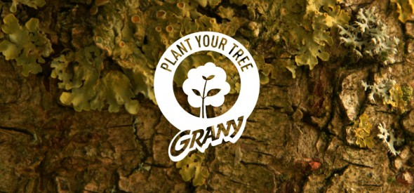 Grany Plant Your Tree logo