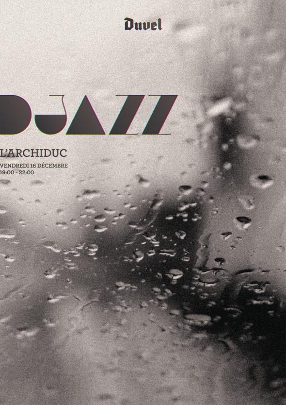 DJazz Poster Archiduc