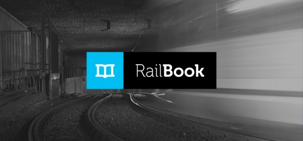 RailBook logo